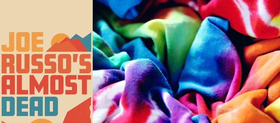 Joe Russo's Almost Dead at Red Rocks Amphitheatre