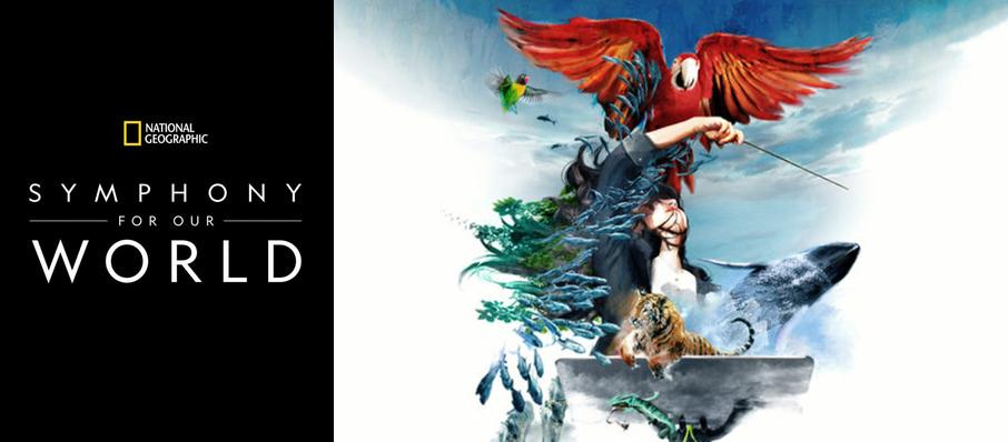 National Geographic - Symphony for Our World at Buell Theater