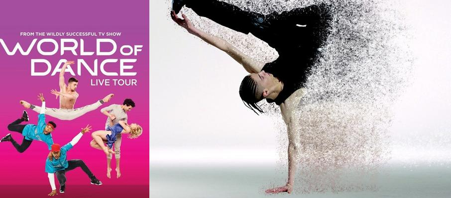 World of Dance at Bellco Theatre