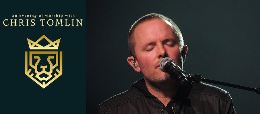 Chris Tomlin at Red Rocks Amphitheatre