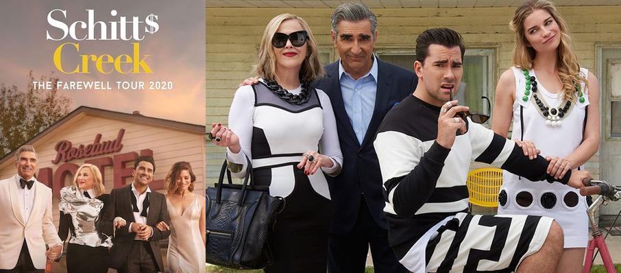 Schitt's Creek at Buell Theater