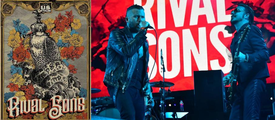 Rival Sons at Gothic Theater