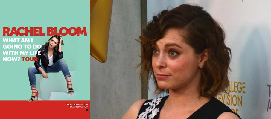 Rachel Bloom at Paramount Theater