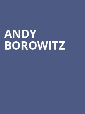 Andy Borowitz at Paramount Theater