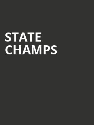 State Champs at Summit Music Hall