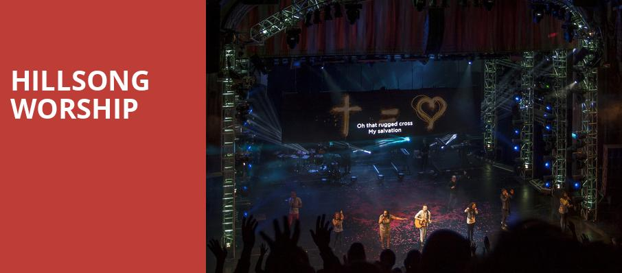 Hillsong Worship, Red Rocks Amphitheatre, Denver