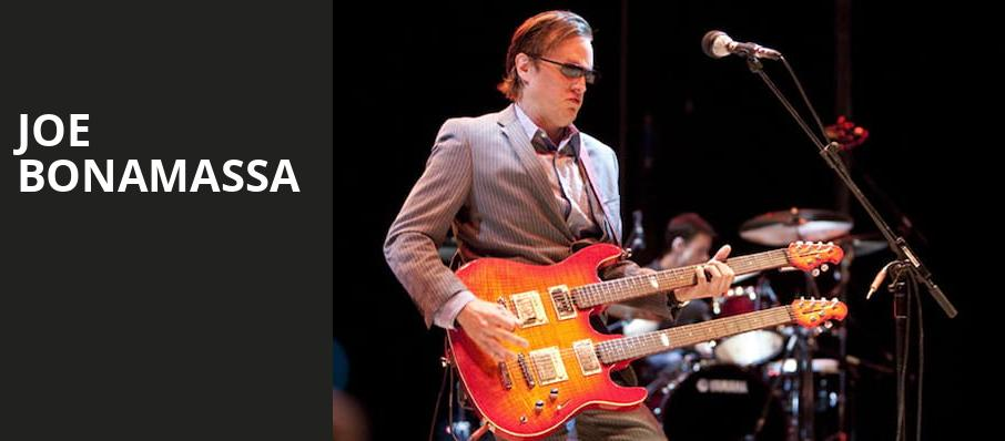 Joe Bonamassa, Red Rocks Amphitheatre, Denver