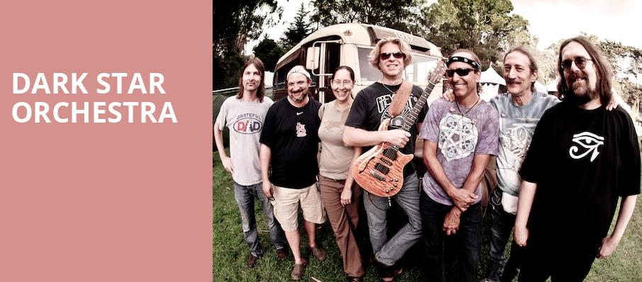 Dark Star Orchestra, Boulder Theater, Denver