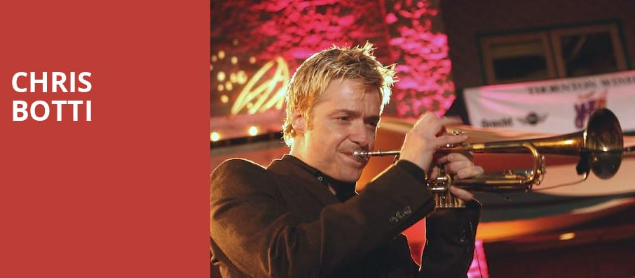 Chris Botti, Denver Botanic Gardens, Denver