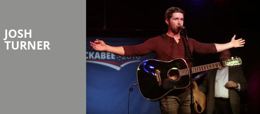 Josh Turner, Grizzly Rose, Denver