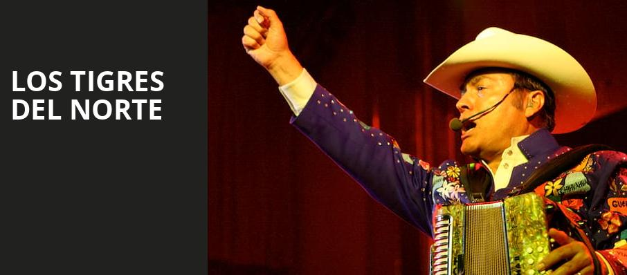 Los Tigres del Norte, Bellco Theatre, Denver