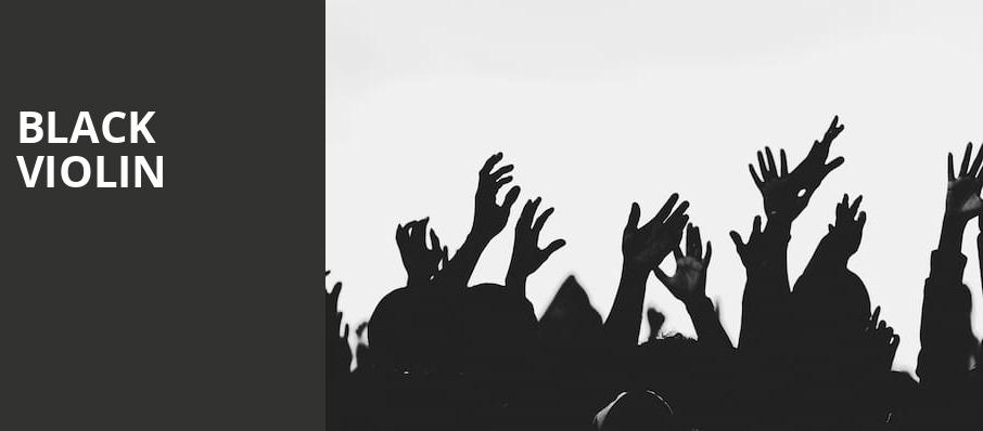 Black Violin, Paramount Theater, Denver