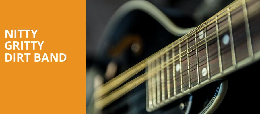 Nitty Gritty Dirt Band, Paramount Theater, Denver