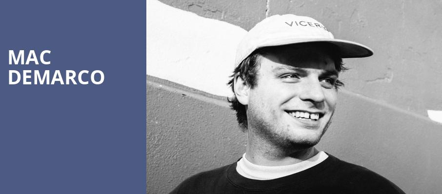 Mac DeMarco, Red Rocks Amphitheatre, Denver