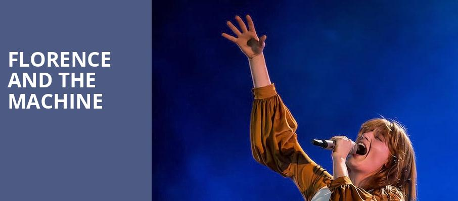 Florence and the Machine, Red Rocks Amphitheatre, Denver