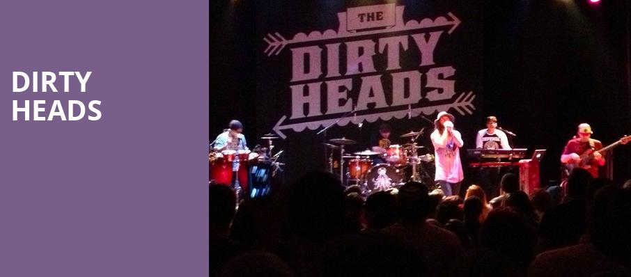 Dirty Heads, Red Rocks Amphitheatre, Denver