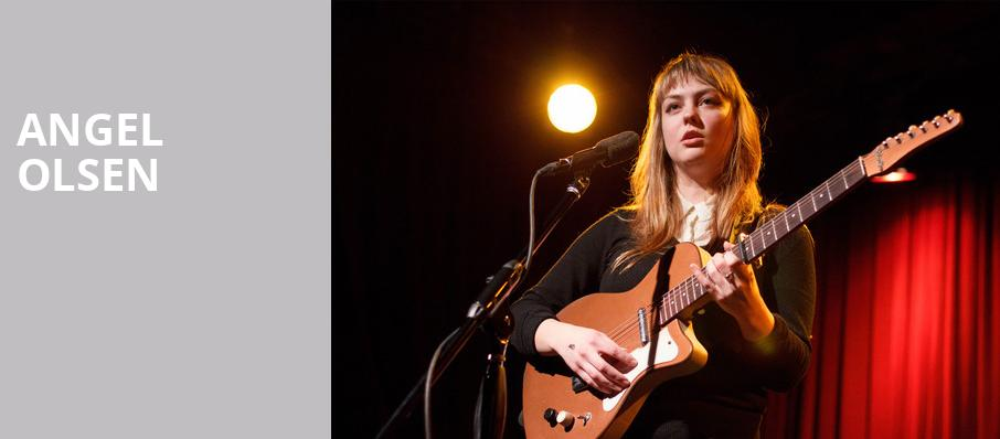 Angel Olsen, Gothic Theater, Denver