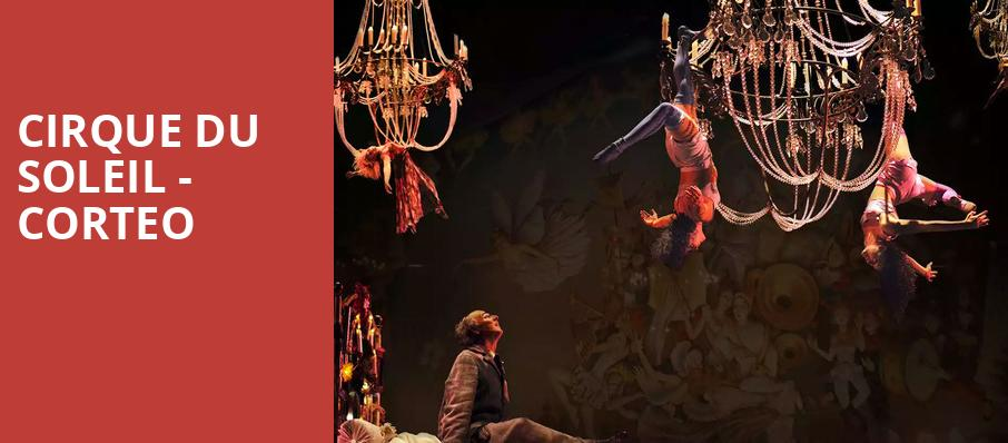 Cirque Du Soleil Corteo Pepsi Center Denver Co Tickets