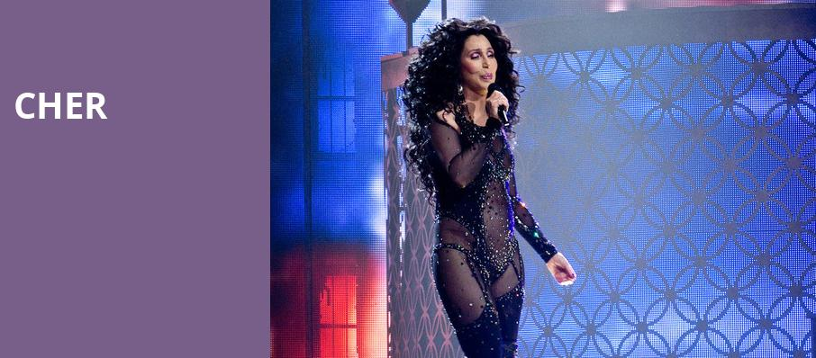 Cher, Pepsi Center, Denver