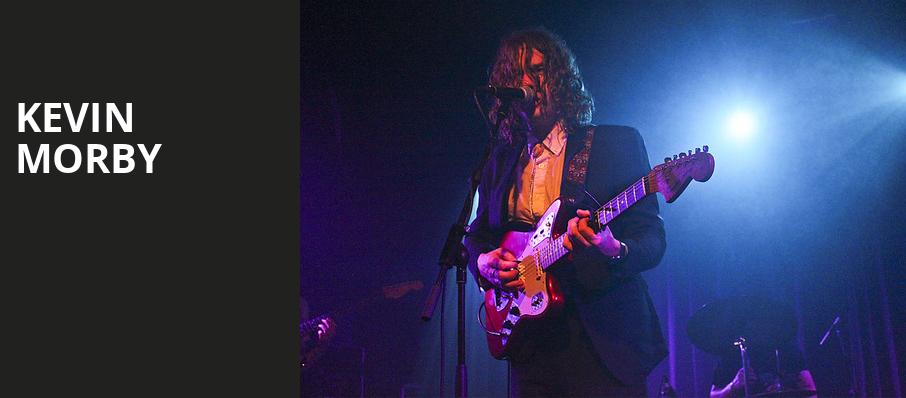 Kevin Morby, Bluebird Theater, Denver