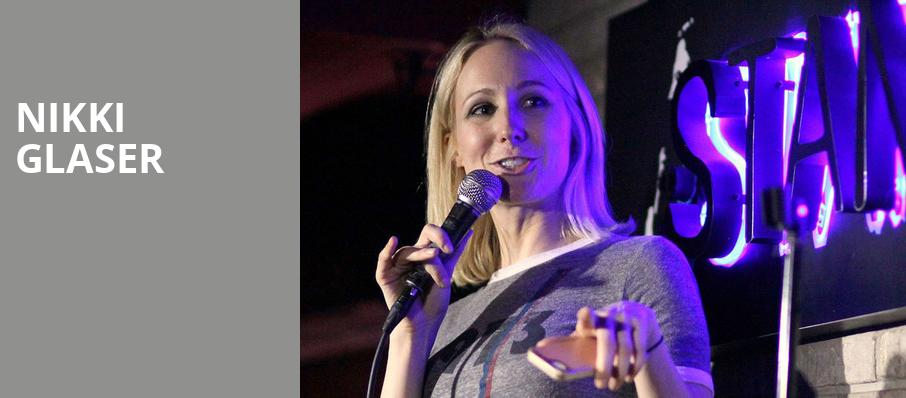 Nikki Glaser, Paramount Theater, Denver
