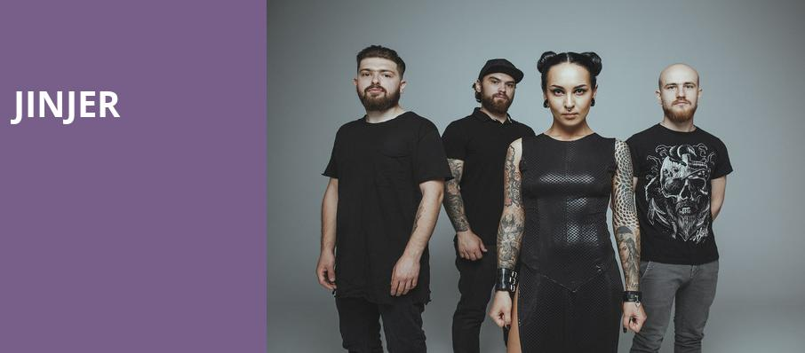 Jinjer, Summit Music Hall, Denver