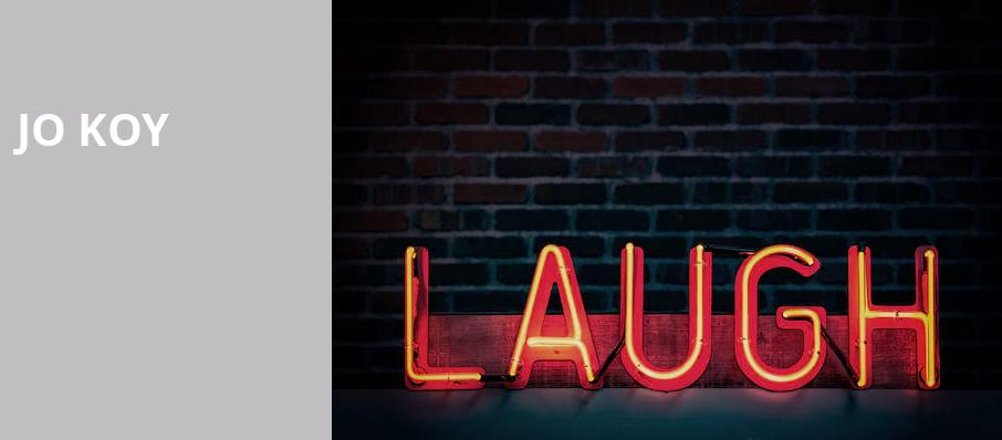 Jo Koy, Bellco Theatre, Denver