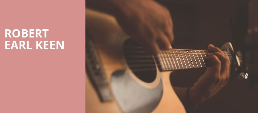 Robert Earl Keen, Grizzly Rose, Denver