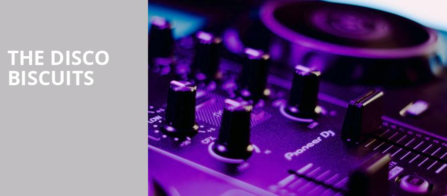 The Disco Biscuits, Mission Ballroom, Denver