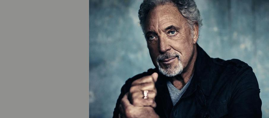 Tom Jones, Ellie Caulkins Opera House, Denver