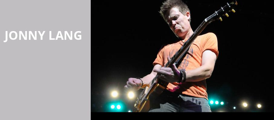Jonny Lang, Boulder Theater, Denver