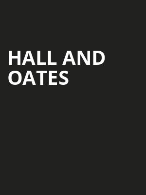 Hall and Oates Poster