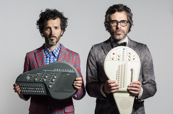Flight of the Conchords, Red Rocks Amphitheatre, Denver