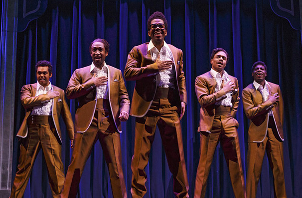 Motown The Musical, Buell Theater, Denver