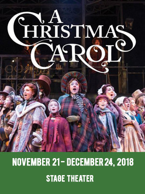 A Christmas Carol, Stage Theater, Denver