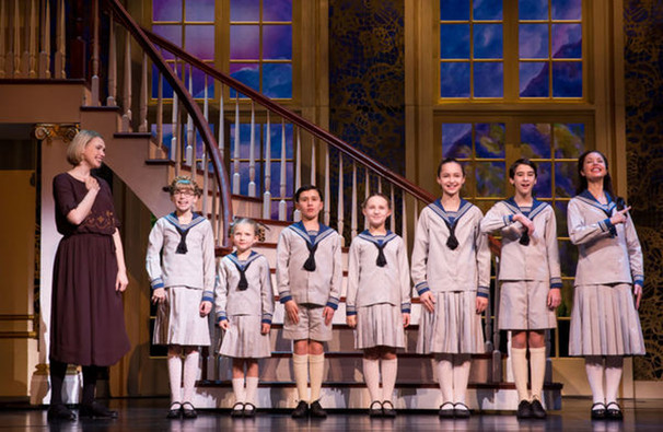 The Sound of Music, Buell Theater, Denver