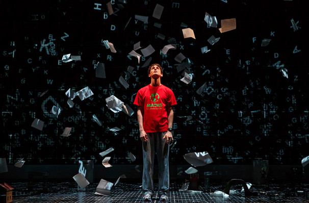 The Curious Incident of the Dog in the Night Time, Ellie Caulkins Opera House, Denver