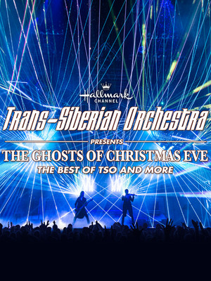 Trans siberian Orchestra The Ghosts Of Christmas Eve, Pepsi Center, Denver