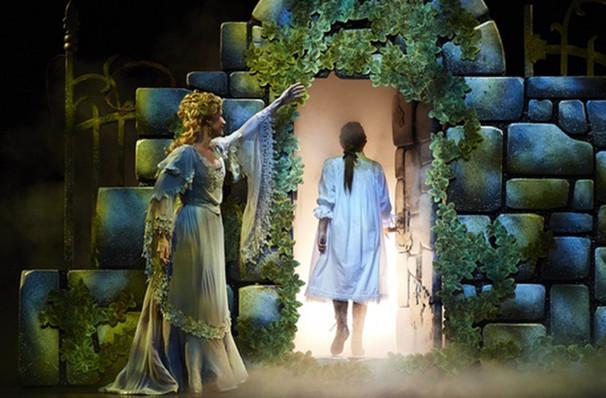 the secret garden stage theater denver co tickets information reviews